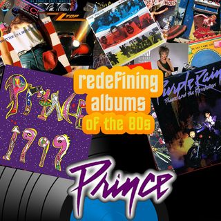 Pop Muzik Presents Redefining Albums - Prince