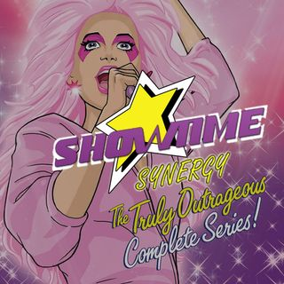TPB - Showtime Synergy -  Jem and the Holograms #19-23 ENTER THE STINGERS!