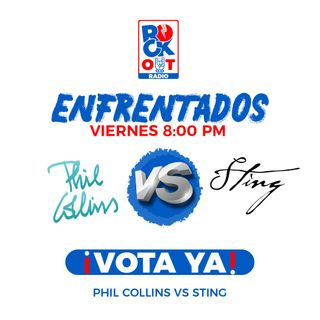 Sting Vs Phill Collins