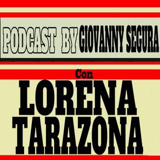 Entrevista con Lorena Tarazona