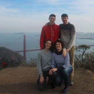 Una Navidad diferente viajando en familia por la Costa Oeste de USA