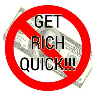 Get Rich Quick - Morning Manna #2910