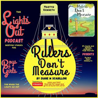 Rulers Don't Measure by Diane M Scabilloni - Read by Martyn Kenneth