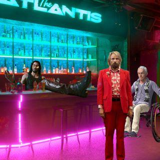 17 - Cyberpunk, Viggo Mortensen e il vecchio di Detroit entrano in un bar...