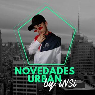 Novedades Urban by iNSi 27-11-20