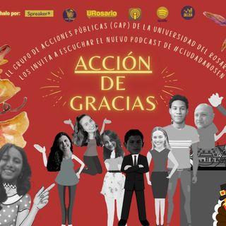 Acción de gracias de Ciudadanos en Acción