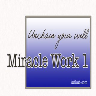 Unchain your will
