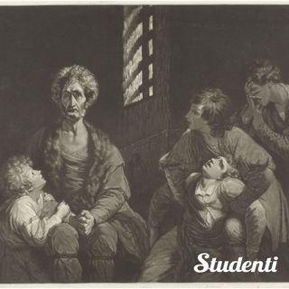 Letteratura - Dante Alighieri, Divina Commedia. Il canto XXXIII dell'Inferno