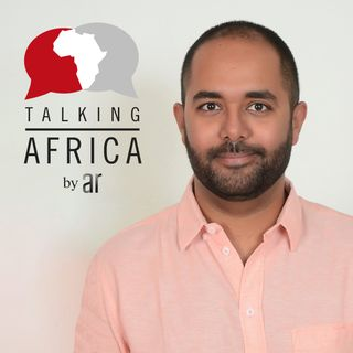 "#83: Mohamed el Dahshan - ""The onus is on us, as Africans, to take the lead in this conversation"""