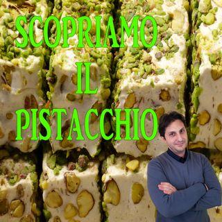 Episodio 110 - SCOPRIAMO IL PISTACCHIO - Un re fra la frutta a guscio ed i semi oleosi?