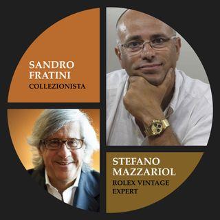 Stefano Mazzariol intervista Sandro Fratini, il più grande collezionista di orologi vintage