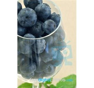Super Foods Series - Boastful Blueberries