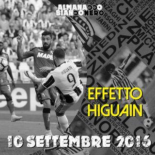 10 settembre 2016 - Effetto Higuain