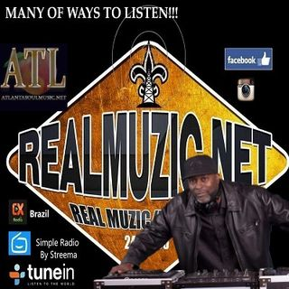 Showtime Southern Soul LIVE on Realmuzic.net 8-23-18