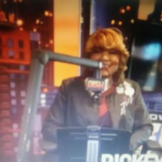 Evelyn Braxton On The Rickey Smiley Morning Show!