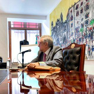 Informa López Obrador que planta Pajaritos producirá fertilizantes