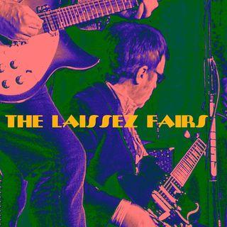 "Segnali di Fumo ""The Steppes,The Laissez Fairs and John Fallon"" 2 by Andy Guru Faggio"