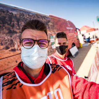 Į Dakarą su iGo2Dakar: Supercar Blondie paieškos