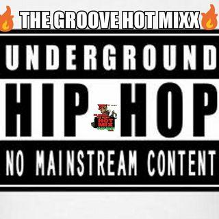 THE GROOVE HOT MIXX INDEPENTANT HIP HOP