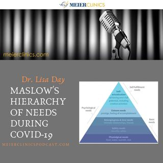 Maslow's Hierarchy of Needs During Covid-19