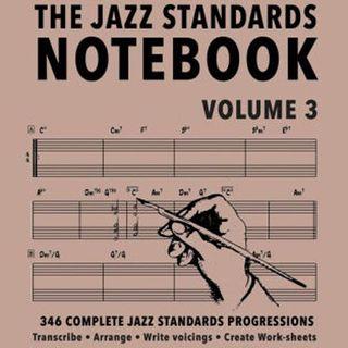 Capitani Coraggiosi : Four steps in standards Vol. 3
