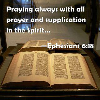 Spiritual Supplication for the Saints
