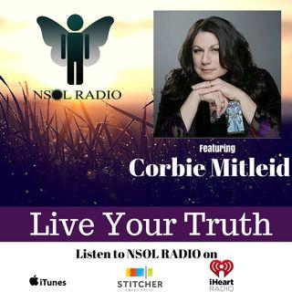 Corbie Mitleid: Live Your Truth
