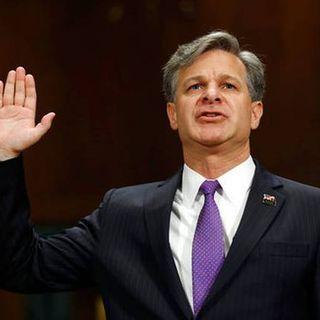 Potential FBI Head In Spotlight