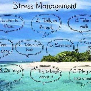 "Episode 2 - Realtok's podcast ""how to Manage a stress""?"