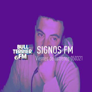 Viernes de Estrenos en el SignosFM 900!!!!