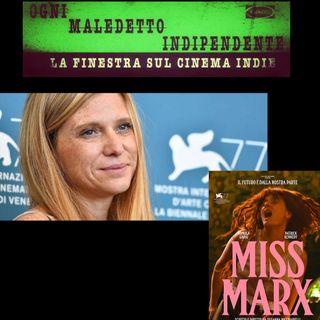 Susanna Nicchiarelli  racconta la sua Miss Marx tra punk e lotte di classe
