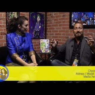 Journey to Terra Na Nog! Comic Creator/Musician Chase Shellee interview on the Hangin With Web Show