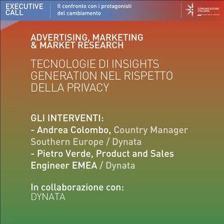 Executive Call | Tecnologie di Insights Generation nel rispetto della privacy | DYNATA