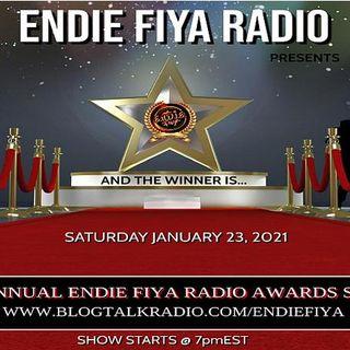 Endie Fiya presents the 3rd Annual Endie Fiya Radio Awards Show (Part 2)