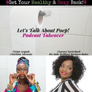 Let's Talk About Poep! Met Nayvary Soeterboek