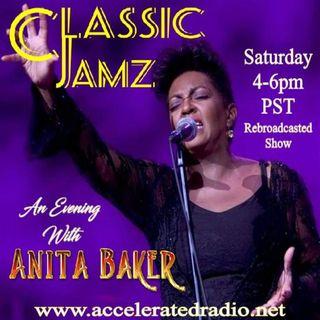 Classic Jamz *An Evening w/ Anita Baker* 6/26/21