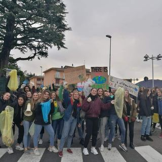 Fridays for Future Luino, con la chiesa metodista