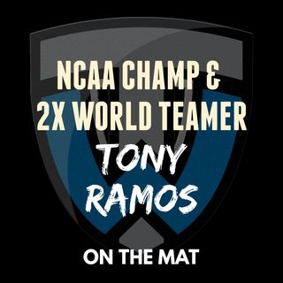 NCAA champion, two-time world teamer Tony Ramos - OTM572
