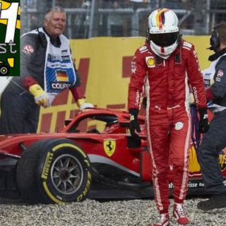 13: e226 - Vettel goes full Maldonado | The NR F1 Podcast