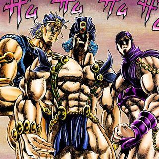 Jojo's Bizarre Adventure - Pillar Men Theme