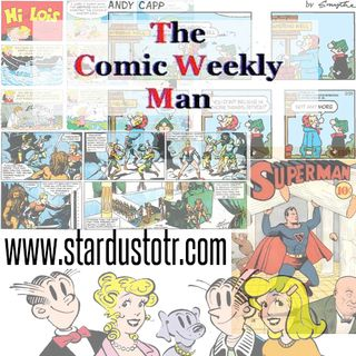 The Comic Weekly Man
