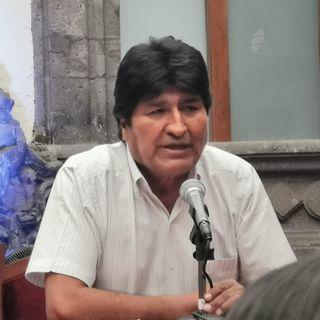 OEA sería responsable de posible masacre en Bolivia: Evo
