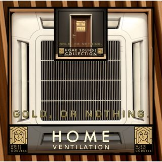 Soothing Home Ventilation | White Noise | ASMR & Relaxation