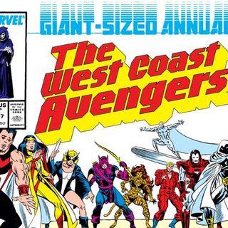 West Coast Avengers Annual #2