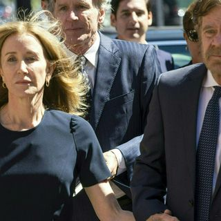 Felicity Huffman Gets 2 Weeks In Prison In College Admissions Scandal