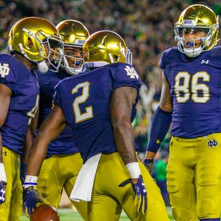 Irish Football Weekly: Notre Dame-USC Preview Show W/Tony Hunter