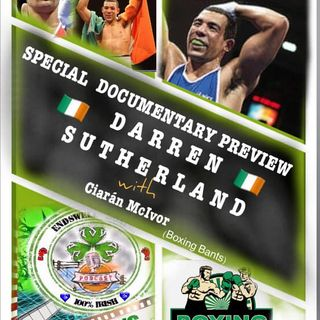 """Enswell Boxing Podcast: A look at """"Dazzling"""" Darren Sutherland"""
