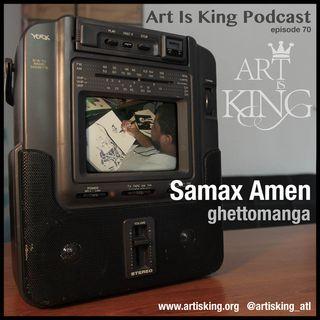 AIK 70 - Samax Amen