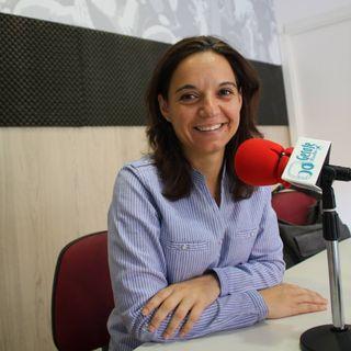 Entrevista a Sara Hernández, alcaldesa de Getafe en el ecuador de la legislatura