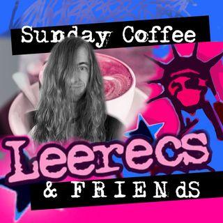 Sunday Coffee with Taylor Vega 2021-08-08